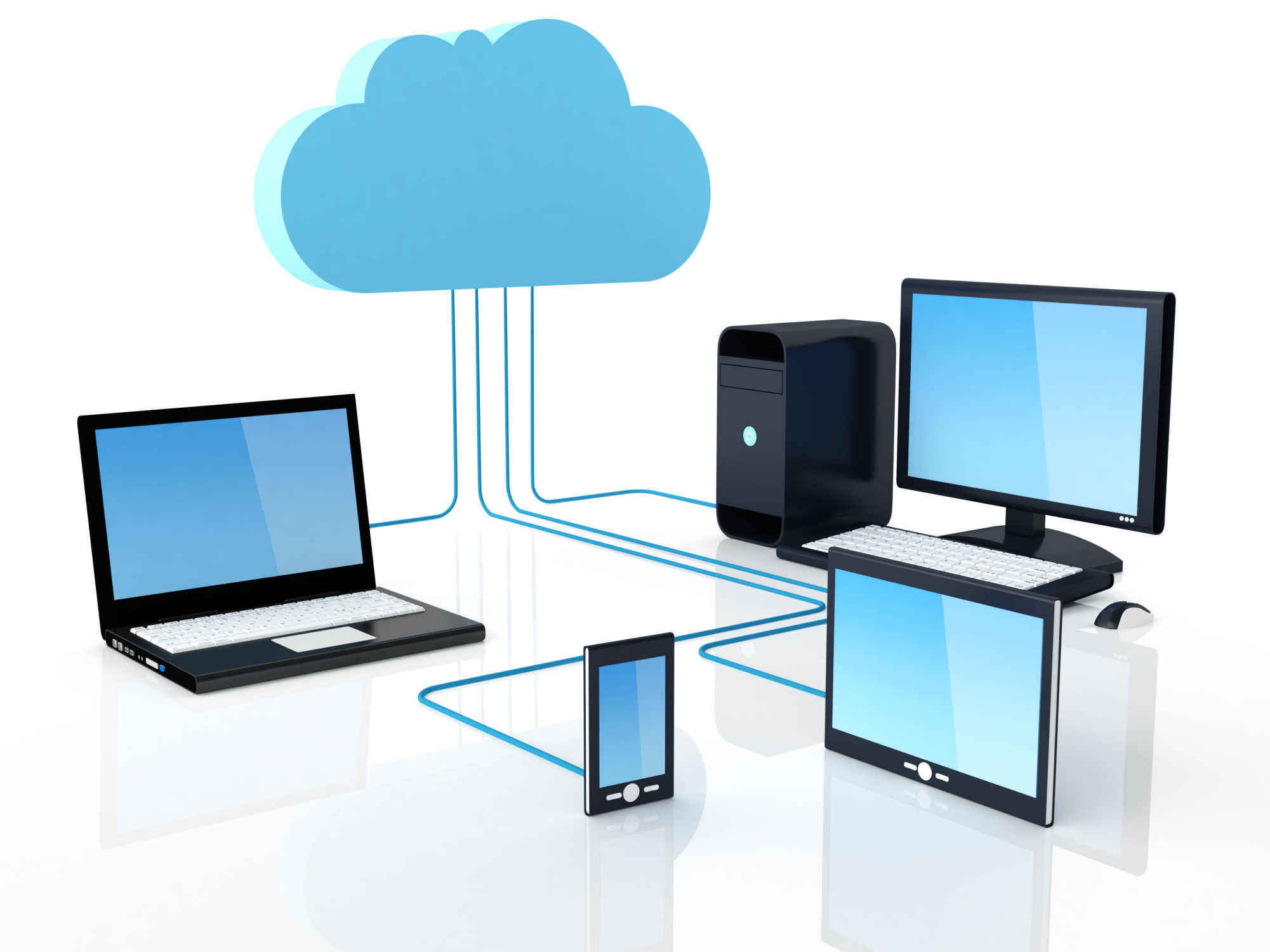 The Cloud And Why it Builds a Stronger Business